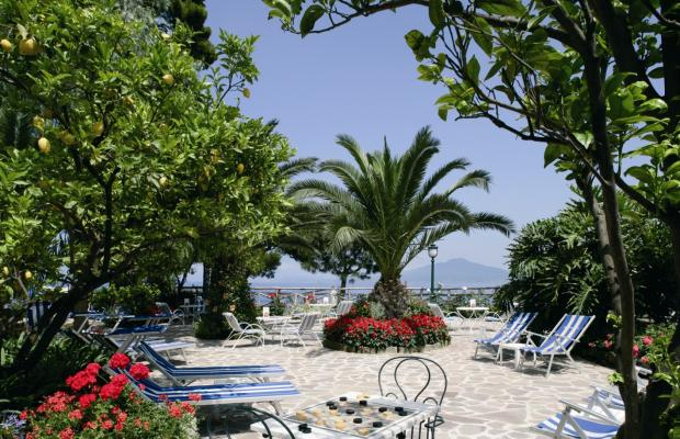 фотографии отеля Grand Hotel Ambasciatori Sorrento изображение №35