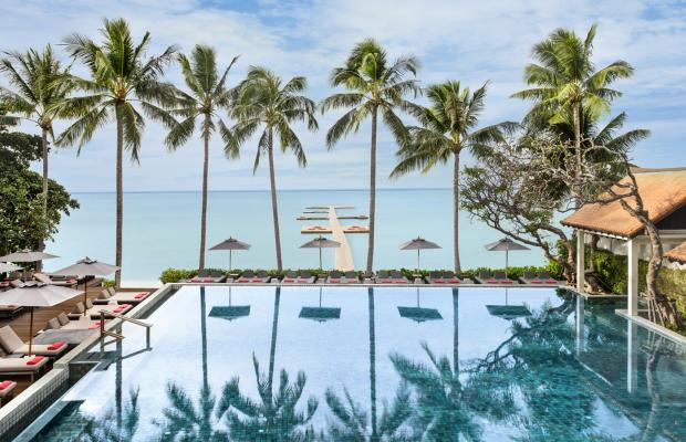 фотографии отеля Le Meridien Koh Samui Resort & Spa (ex. Gurich Samui at Lamai Beach) изображение №19