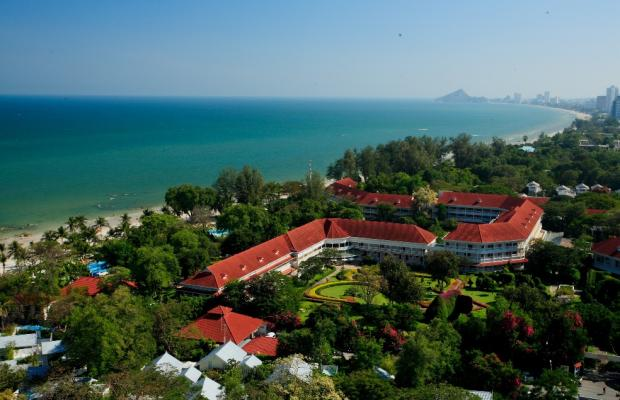 фото отеля Centara Grand Beach Resort & Villas Hua Hin (ex. Sofitel Centara Grand Resort & Villas) изображение №1