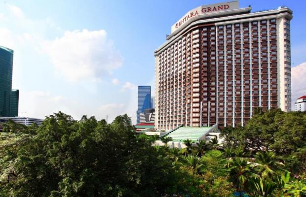 фото отеля Centara Grand at Central Plaza Ladprao Bangkok (ex. Sofitel Centara Grand Bangkok; Sofitel Central Plaza) изображение №1