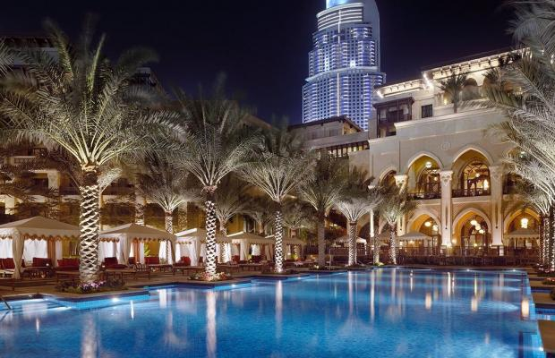 фотографии отеля The Palace Downtown Dubai (Ex. The Palace The Old Town) изображение №23