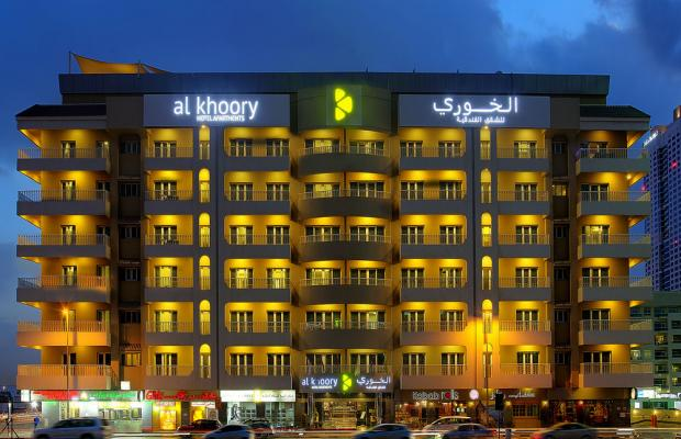 фото отеля Al Khoory Hotel Apartments изображение №1