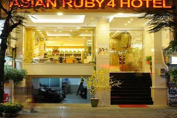 фото отеля  Asian Ruby Central Hotel (ex. Thuan Thien) изображение №1