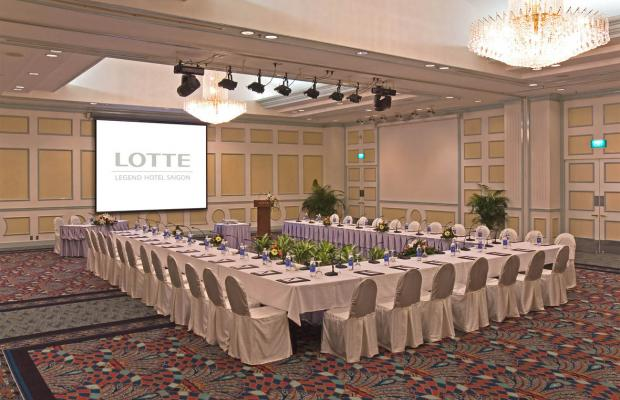 фото отеля Lotte Legend Hotel Saigon изображение №65