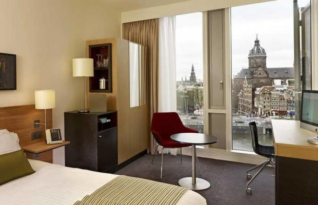 фото Doubletree by Hilton Hotel Amsterdam Centraal Station изображение №38