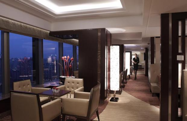 фотографии отеля Shanghai Marriott Hotel Changfeng Park изображение №31