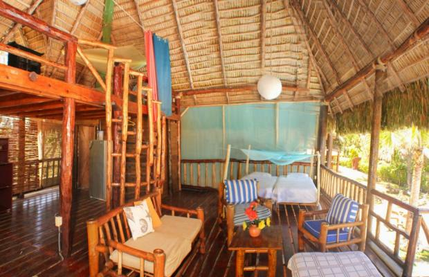фотографии отеля Casa Maravilla Beachfront Eco Lodge изображение №7