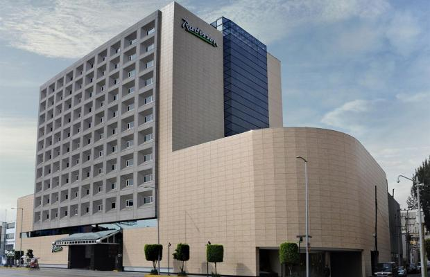 фото отеля Radisson Flamingos Hotel Mexico City изображение №1