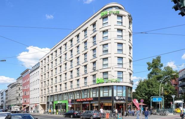 фото отеля ibis Styles Hotel Berlin Mitte (ex. All Seasons Berlin Mitte) изображение №1