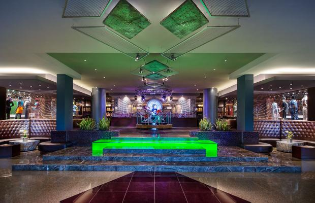 фото Hard Rock Cancun (ex. Cancun Palace Resort) изображение №14
