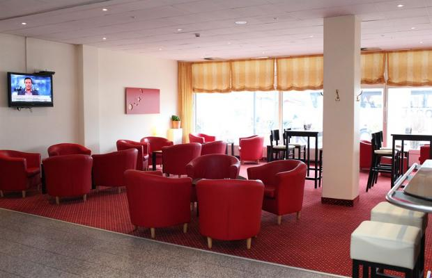 фотографии отеля Azimut Hotel Berlin City South (ex. EuroHotel Berlin Airport BBI) изображение №7