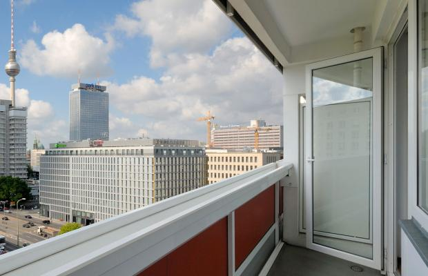 фотографии отеля Mercure Berlin Alexanderplatz (ex. Agon am Alexanderplatz) изображение №19