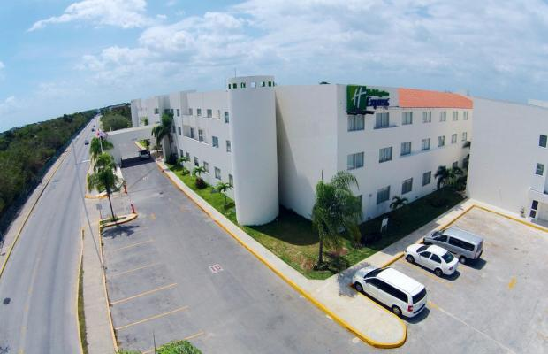 фотографии отеля Holiday Inn Express Playa del Carmen изображение №11