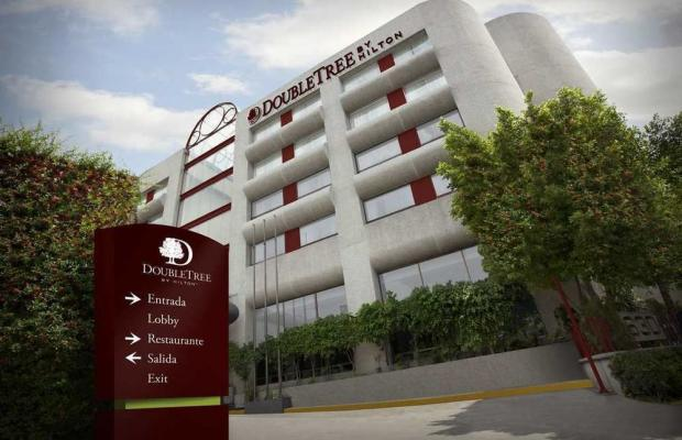фото отеля DoubleTree by Hilton Mexico City Airport Area (ex. Holiday Inn East Mexico City) изображение №1