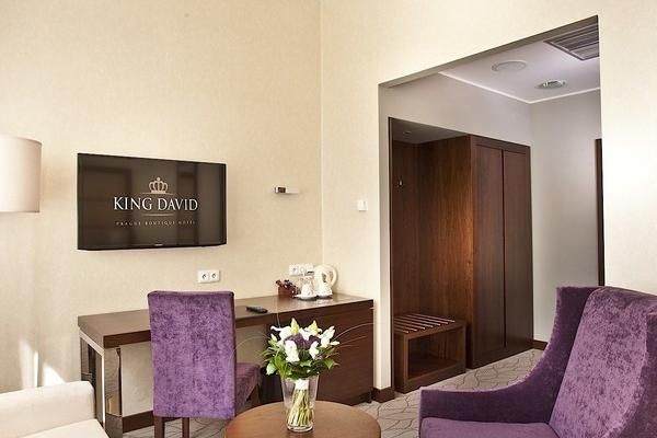 фото King David Hotel Boutique Prague (ex. Hotel Terminus Prague) изображение №26