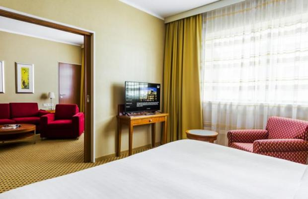 фотографии отеля Courtyard by Marriott Prague Airport изображение №3
