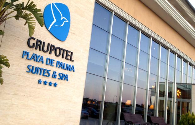 фотографии отеля Grupotel Playa de Palma Suites & Spa изображение №3