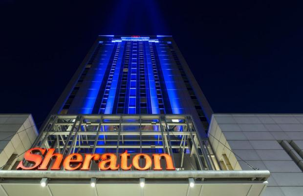 фотографии отеля Sheraton Bucharest Hotel (ex. Howard Johnson Grand Plaza Hotel) изображение №15