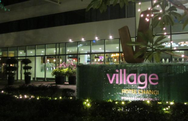 фото Village Hotel Changi (ех. Le Meridien Changi Village) изображение №26