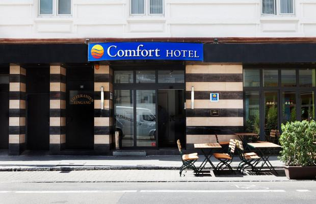 фотографии Comfort Hotel Frankfurt City Center изображение №16