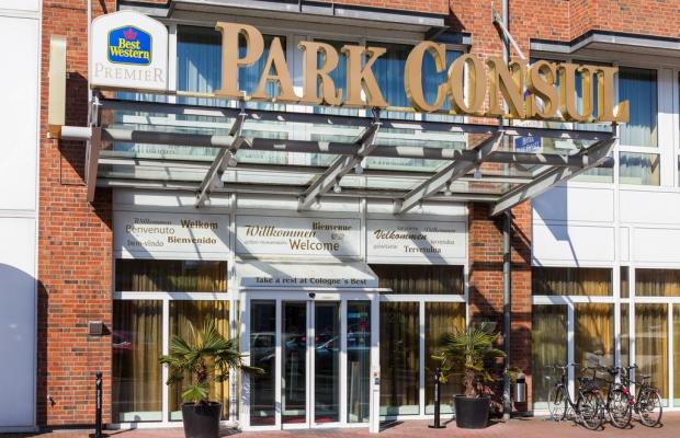 фото Best Western Premier Hotel Park Consul (ex. Park Plaza Cologne) изображение №18