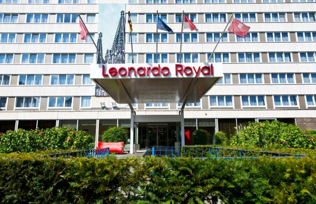 фото отеля Leonardo Royal Hotel Koln - Am Stadtwald (ex. Holiday Inn Am Stadtwald; Queens) изображение №17