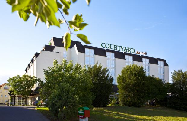 фото отеля Courtyard by Marriott Wiesbaden-Nordenstadt (ех. Ramada Hotel Wiesbaden-Nordenstadt) изображение №1