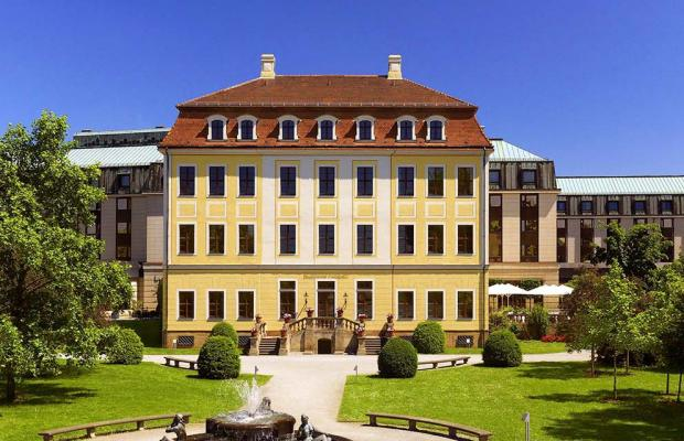 фотографии отеля The Westin Bellevue Hotel Dresden изображение №3