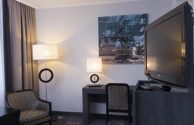 фотографии отеля Wyndham Garden Hamburg City Centre Berliner Tor (ех. Grand City Hotel Berlin; Hotel Berlin) изображение №11