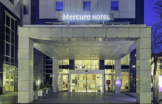 фотографии Mercure Hotel Bochum City (ex. Park Inn by Radisson Bochum) изображение №32