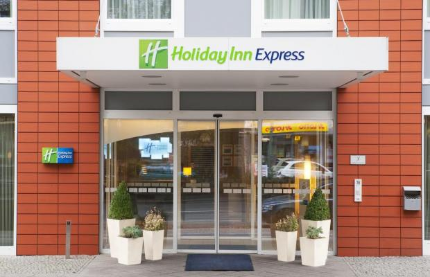 фото отеля Holiday Inn Express Berlin City Centre-West изображение №1