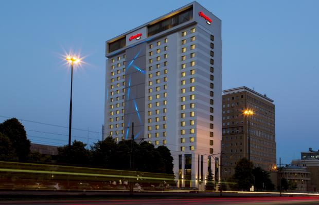 фотографии отеля Hampton by Hilton Warsaw City Centre изображение №35