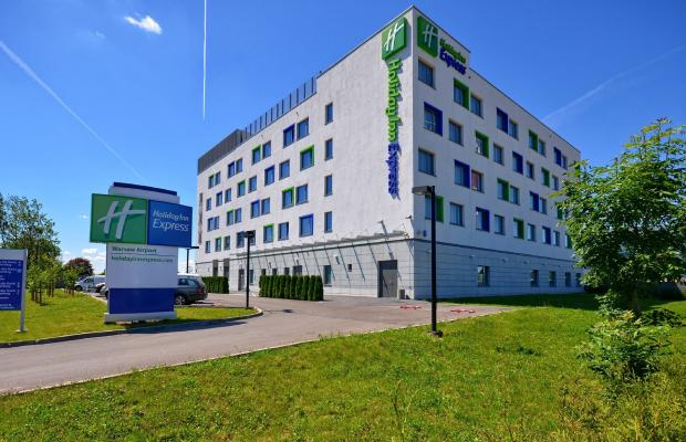 фото отеля Holiday Inn Express Warsaw Airport изображение №1