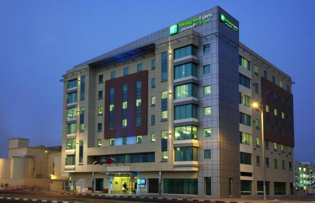 фотографии отеля Holiday Inn Express Dubai Jumeirah изображение №19