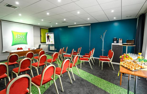 фото отеля Ibis Styles Reims Centre (ex. Express by Holiday Inn Reims) изображение №5