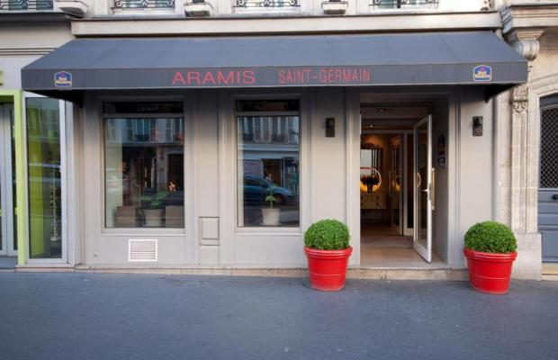 фото отеля Best Western Aramis Saint Germain изображение №37