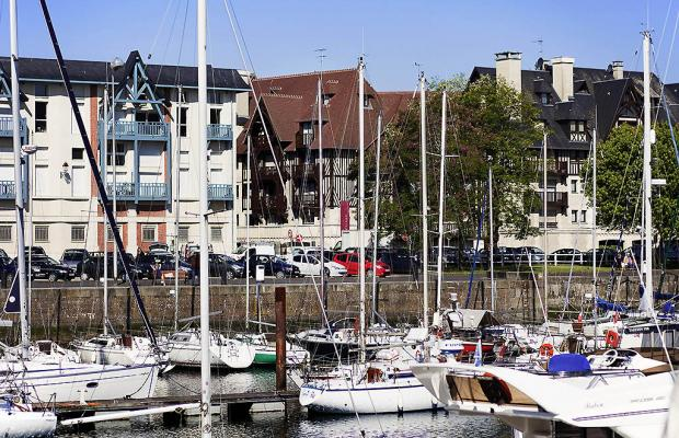 фотографии Mercure Deauville Centre Hotel (ех. Mercure Yacht Club; Libertel Yacht Club) изображение №12