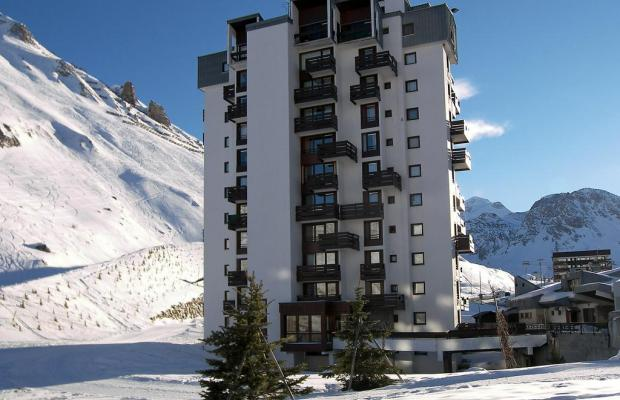 фото отеля Interhome Apartment Tour Du Lac Tignes изображение №1