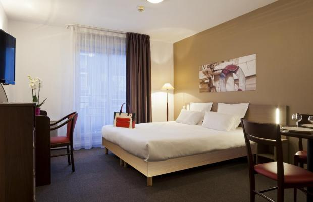 фотографии отеля Comfort Suites Le-Port-Marly Paris Ouest (ex. Appart'City Le Port-Marly) изображение №7