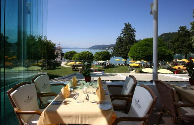 фото отеля Werzer's Hotels am Worthersee (ех. Seehotel Werzer Astoria) изображение №9