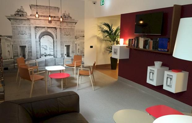 фото отеля B&B Hotel Milano Sant'Ambrogio изображение №17