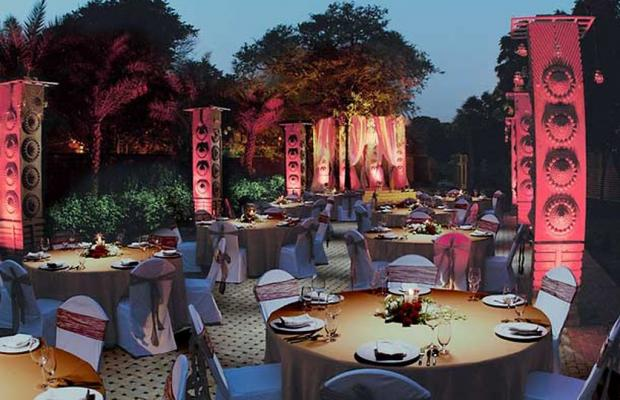 фотографии отеля Hyderabad Marriott Hotel & Convention Centre изображение №3