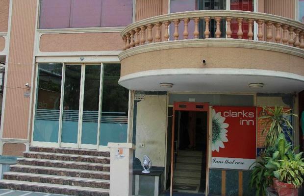 фото отеля Clarks Inn Nehru Place изображение №17