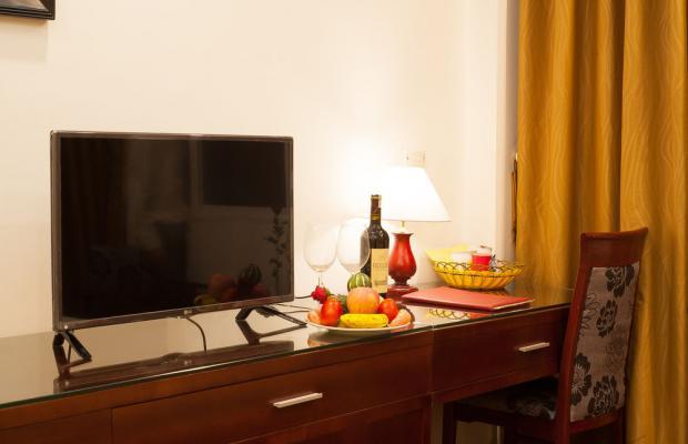 фотографии отеля Luxury Hotel изображение №39