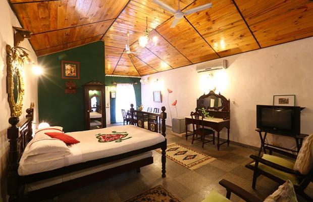 фото отеля INDeco Mahabalipuram изображение №5