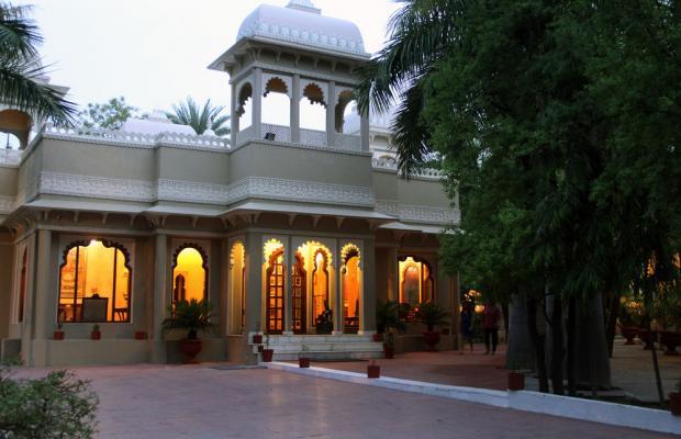 фото Rajputana Udaipur - A juSTa Resort and Hotel изображение №26