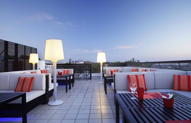 фото отеля Hotel Novotel Athens изображение №25