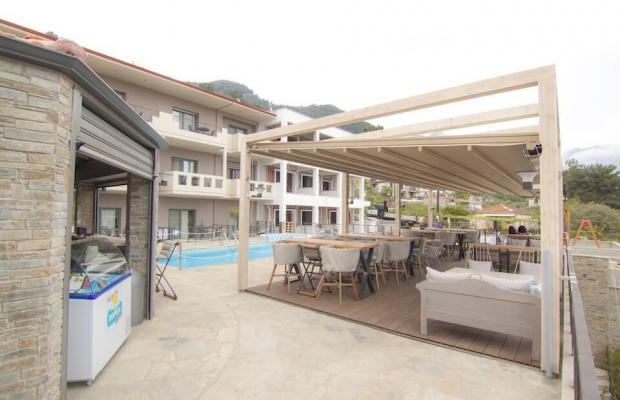 фотографии Ntinas Filoxenia Thassos Hotel Apartments изображение №28