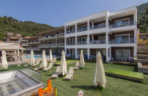фото отеля Ntinas Filoxenia Thassos Hotel Apartments изображение №1
