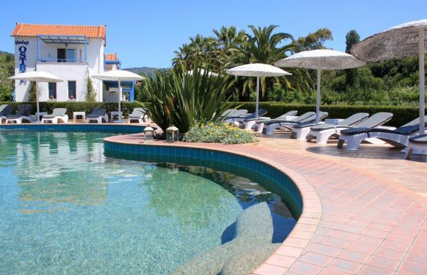 фотографии отеля Ostria Hotel & Apartments изображение №43